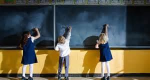 blackboard children