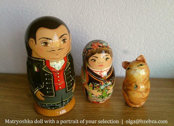 Russian Dolls #1